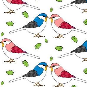 Love Birds No.4
