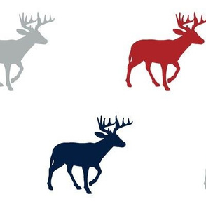 Multi Deer // Woodgrove Collection