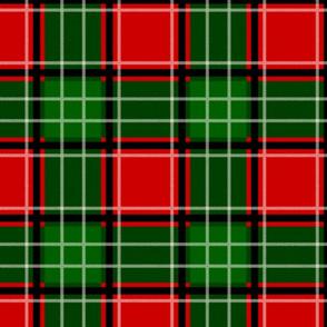 Custom Tartan ~ MacNicholas ~ Christmas Eve ~ Faux Felt