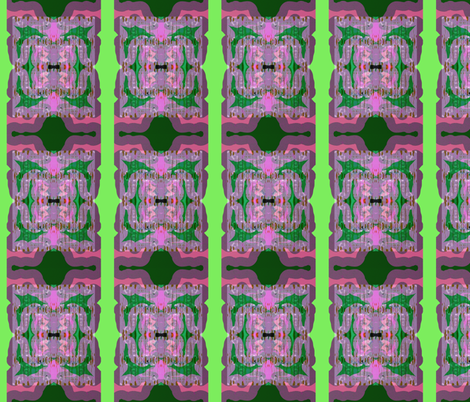 """""""Outside Inside"""" fabric by elizabethvitale on Spoonflower - custom fabric"""