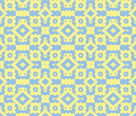 Ready for Lemon Sorbet fabric by susaninparis on Spoonflower - custom fabric