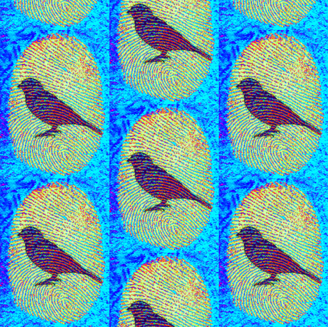 Nesting fabric by dovetail_designs on Spoonflower - custom fabric