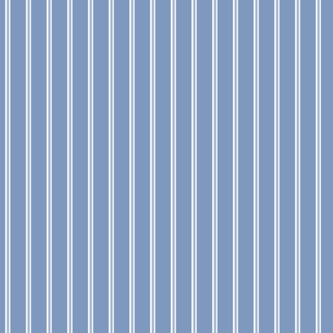 swizzle straws in frosty blue fabric by weavingmajor on Spoonflower - custom fabric