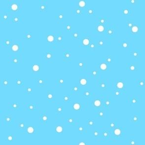 Turquoise Snow