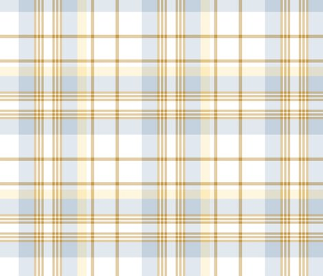 Donmaree_tartan____versailles_fog__trianon_cream__gilt_and_white____peacoquette_designs___copyright_2014_shop_preview