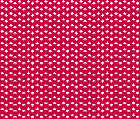 Oh Canada Swap fabric by remnantsdesignstudio on Spoonflower - custom fabric