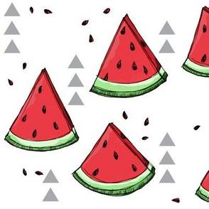 Watermelon ditsy