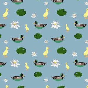 Ducky print