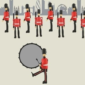 London marching band