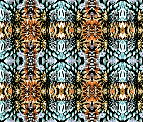 deep sea wonders 5 fabric by kociara on Spoonflower - custom fabric