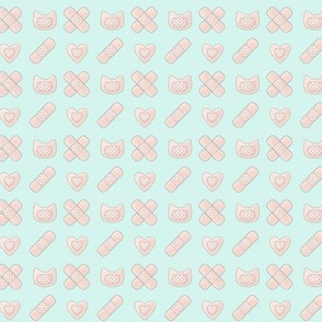 Pastel Bandages