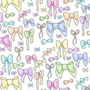 Pastel Bows