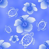 Rblue_hibiscus_and_turtles_cloudy_shop_thumb