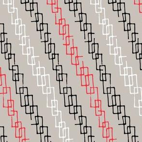 Doodle Brick Chain
