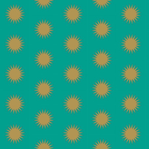 Star Navigation Turquoise