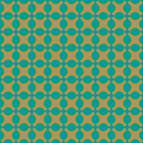 Lattice Turquoise