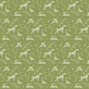 Green Vizsla Otomi