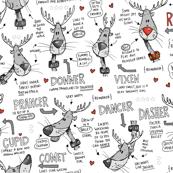 Oh deer, Rudolph!