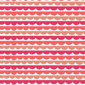 Awning Scallops (pink)