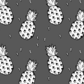 pineapple grey - elvelyckan