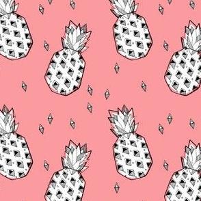 pineapple flamingo - elvelyckan