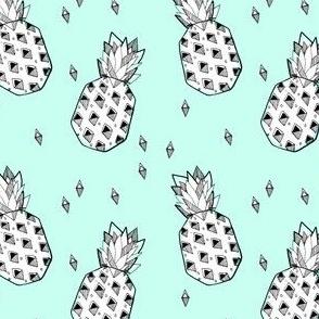 pineapple mint - elvelyckan