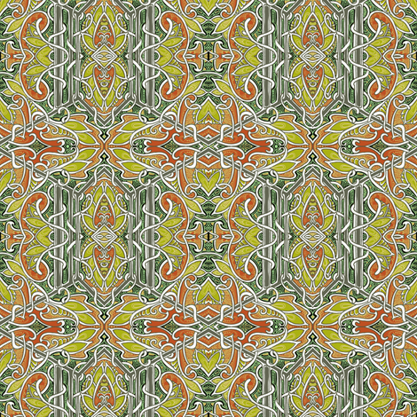 You Can't Go Wrong With Pea Soup fabric by edsel2084 on Spoonflower - custom fabric
