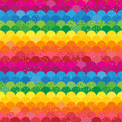 Waves of Rainbows