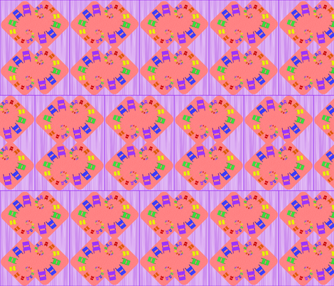 table_chairs01_9_11_2014 fabric by compugraphd on Spoonflower - custom fabric