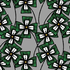 Boxy Clarkia Amoena - Green