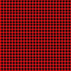 Crimson Houndstooth