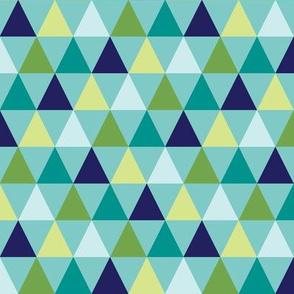 Hip Triangles (Ocean)
