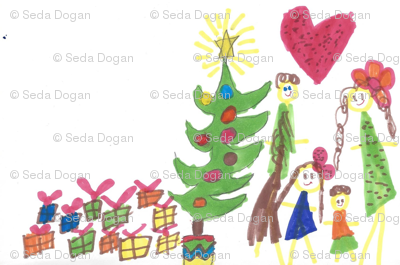 Sila_xmas_tree_drawing_with_family_preview