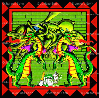Sneaky Dragon Tag Team