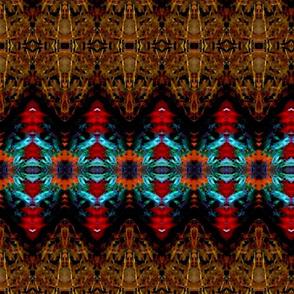Jangles Egyptian Brocade