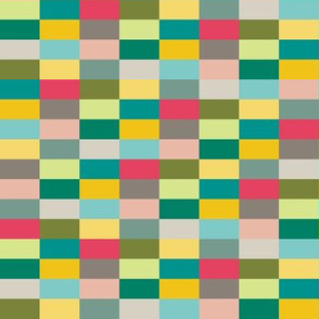 Multicolored Rectangles