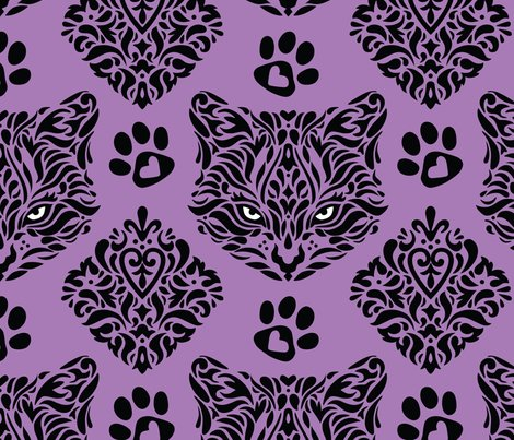 Cat_damask_purple_shop_preview