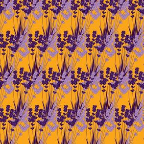 pattern lavender 02