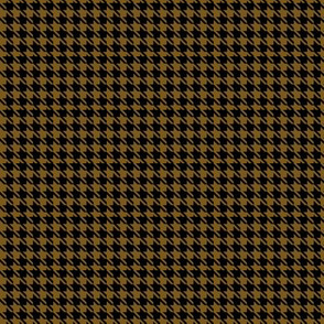 Brown Houndstooth