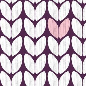 Love Knitting Pattern