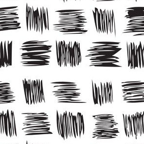 Medium Sketchy Grid