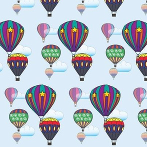 Hot air balloon version 1
