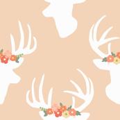 You Look Fancy Deer Blush