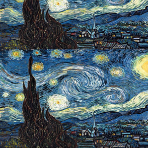 Custom Starry Night (20x12)
