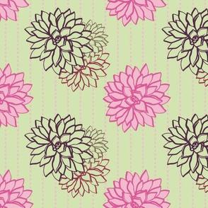 Floral Dots