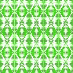 Serpentine Cucumbers Green White