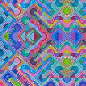 gypsy road quilt 2