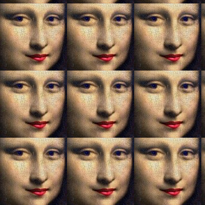 Mod Mona Lisa
