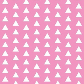 Triangle Pink