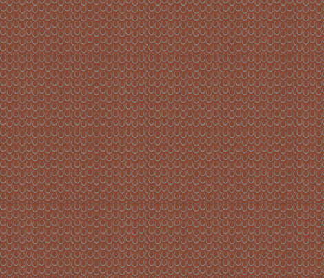 HorseShoe_Bricked_Silver_SF-ed fabric by hitched_bowties on Spoonflower - custom fabric